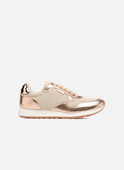 Sneakers MTNG Rio 69245 Goud en brons achterkant