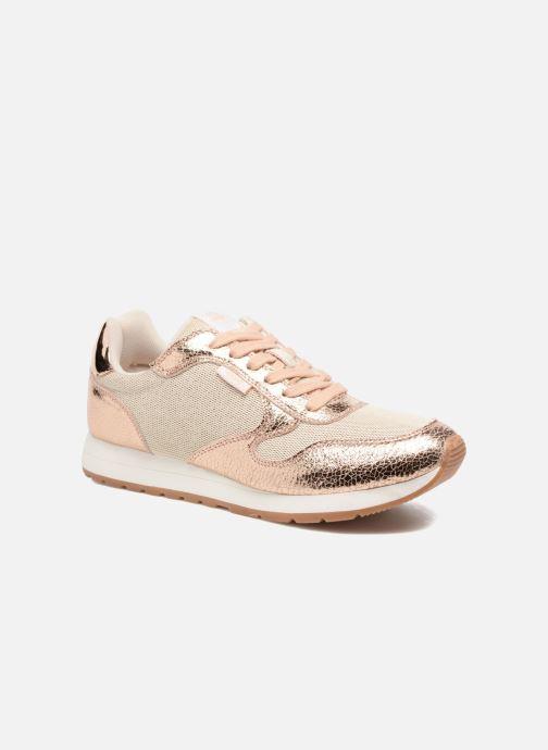 Sneakers MTNG Rio 69245 Goud en brons detail