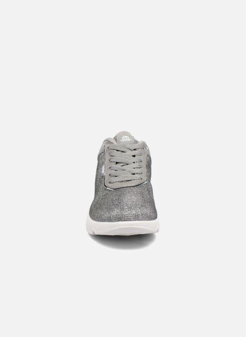 Baskets MTNG Hulk 69255 Gris vue portées chaussures