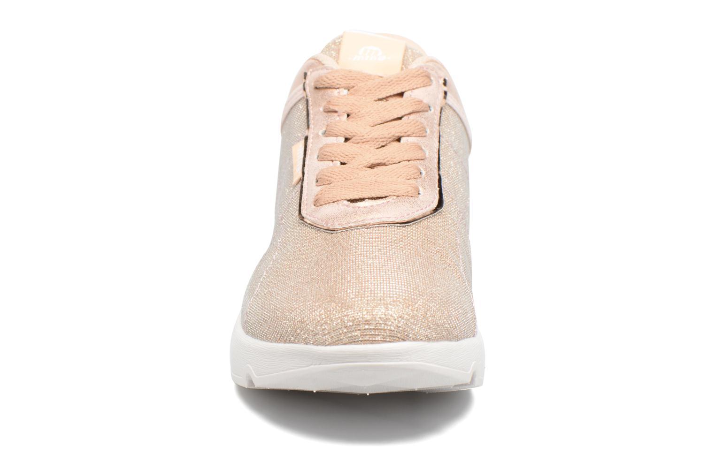 Sneaker MTNG Hulk 69255 beige schuhe getragen