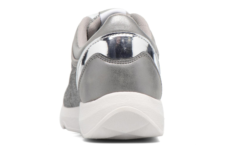 Sneakers MTNG Hulk 69255 Grijs rechts
