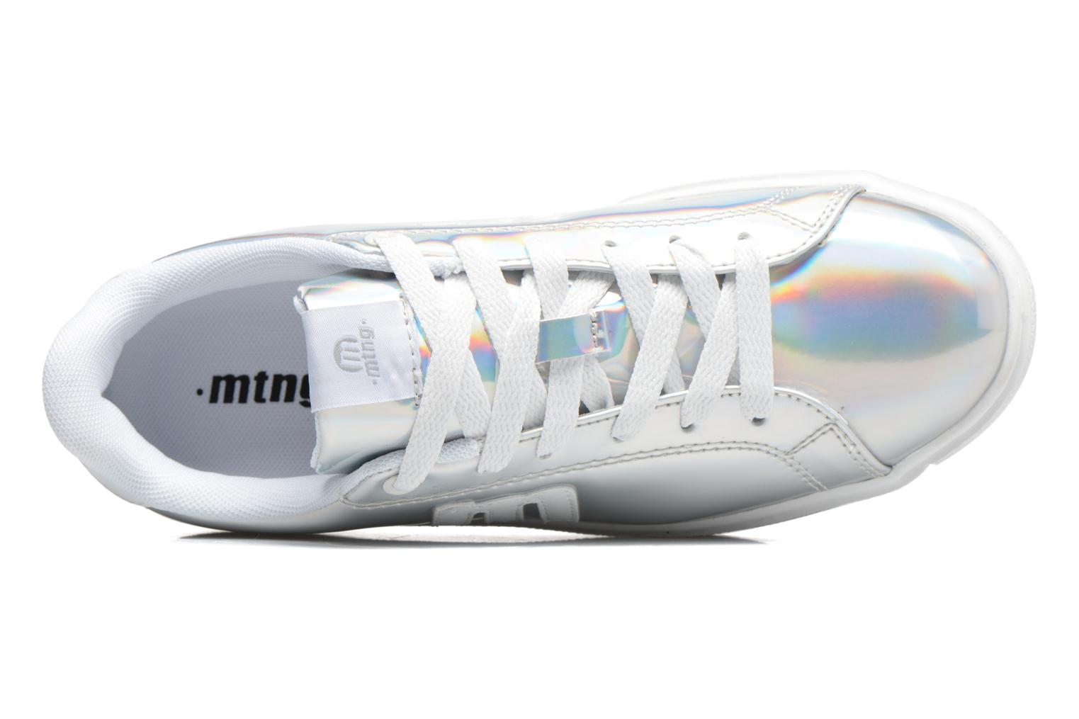Sneakers MTNG Templo 69206 Argento immagine sinistra