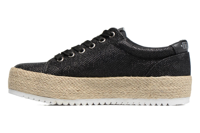 Sneakers MTNG Evan 69223 Nero immagine frontale