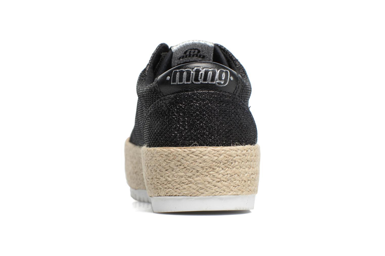Sneakers MTNG Evan 69223 Nero immagine destra