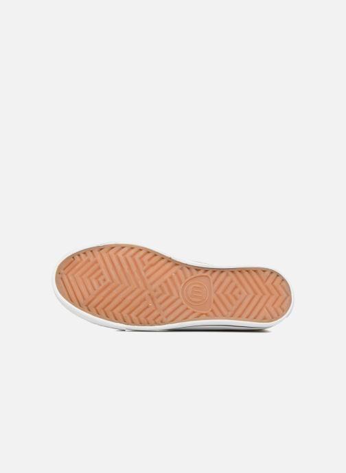 Baskets MTNG Emi 13992 Or et bronze vue haut