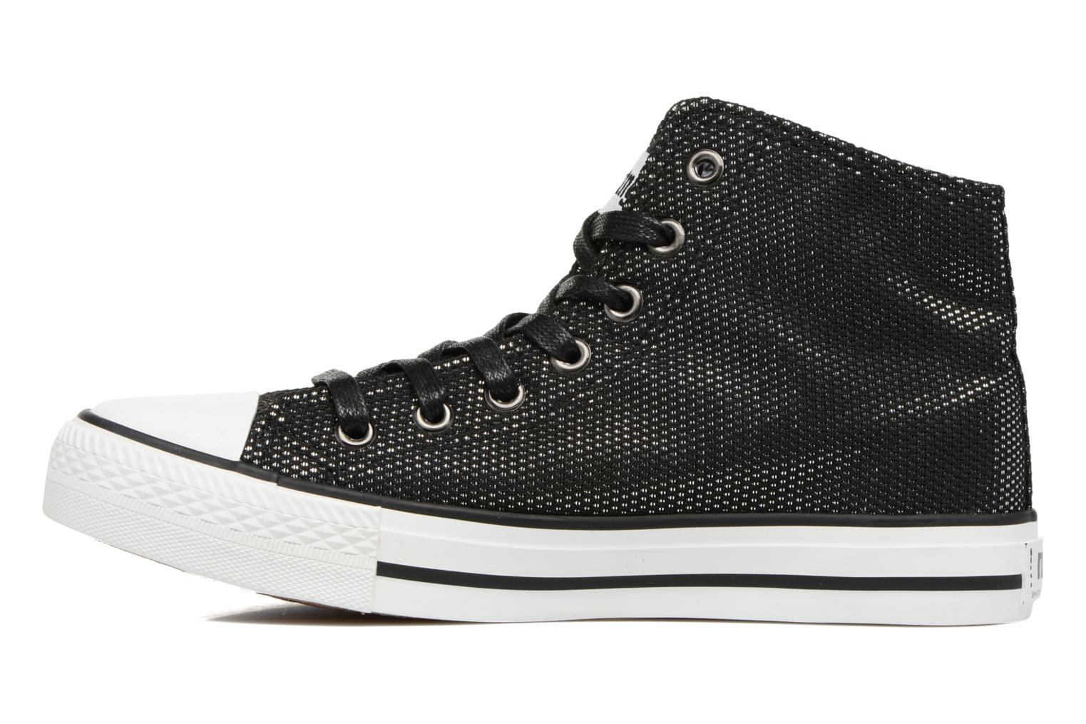 Sneakers MTNG Emi 13992 Nero immagine frontale