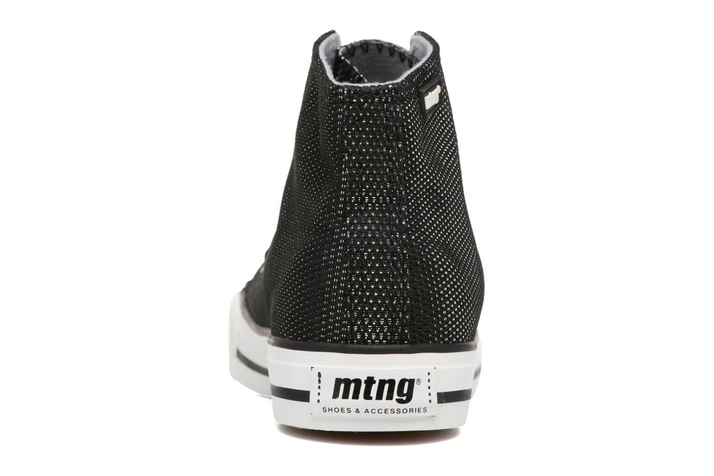 Sneakers MTNG Emi 13992 Nero immagine destra