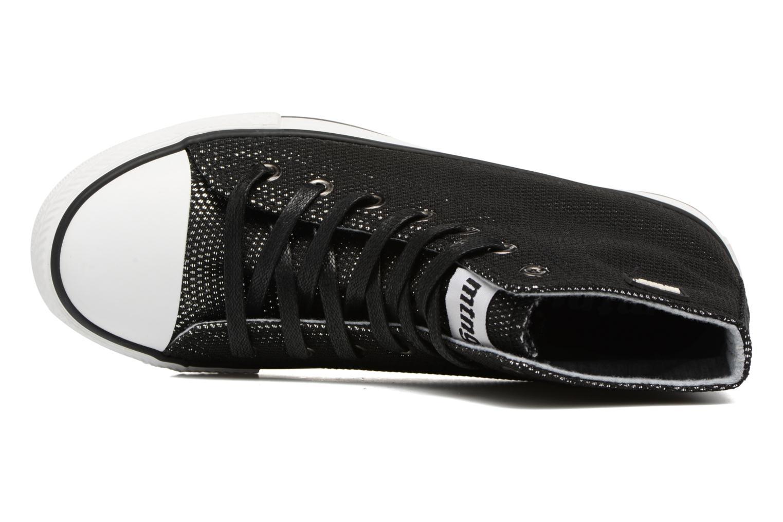 Sneakers MTNG Emi 13992 Nero immagine sinistra