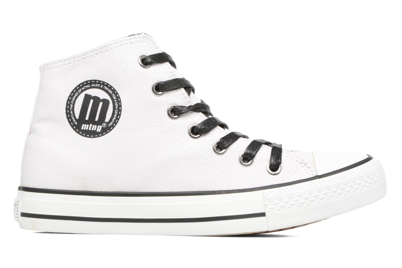 Sneakers MTNG Emi 13992 Wit achterkant