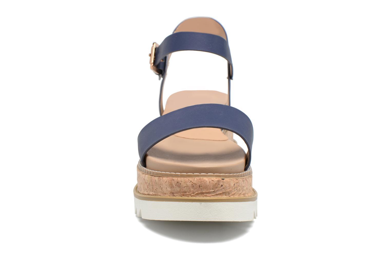 Sandales et nu-pieds MTNG Virginia 50914 Bleu vue portées chaussures