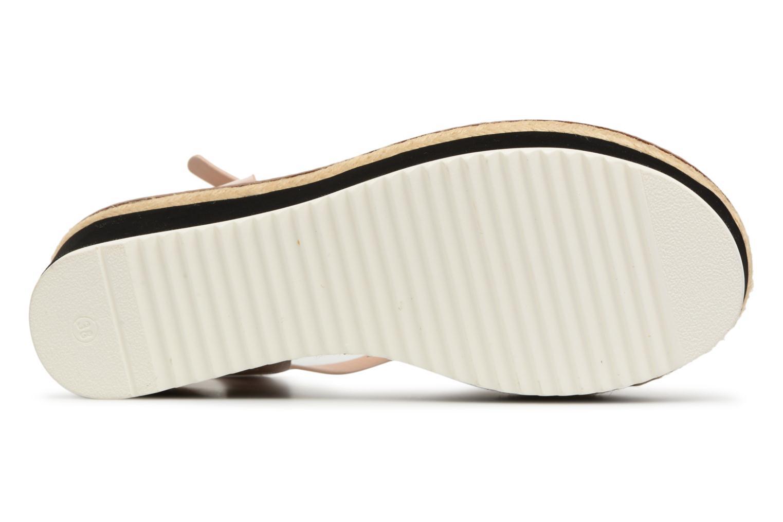 Sandalen MTNG Alexandra 55409 Beige boven