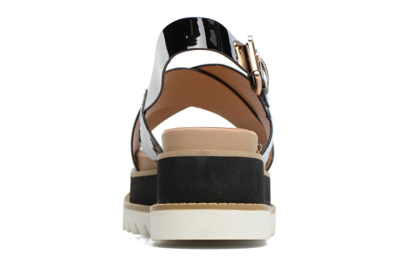 Sandaler MTNG Virginia 50915 Sort Se fra højre