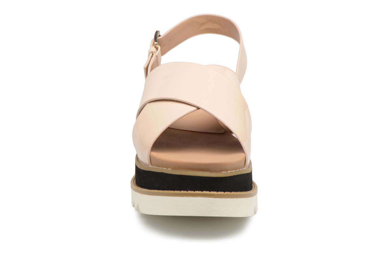 Sandaler MTNG Virginia 50915 Beige se skoene på
