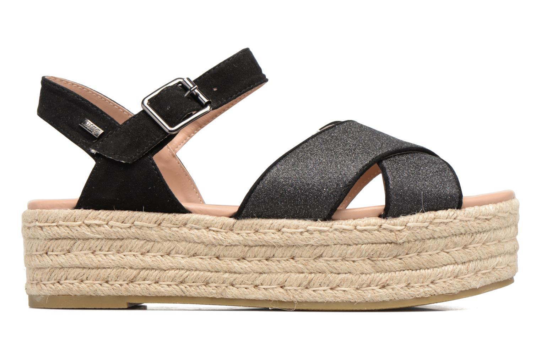 Sandalen MTNG Tessi 50973 Zwart achterkant
