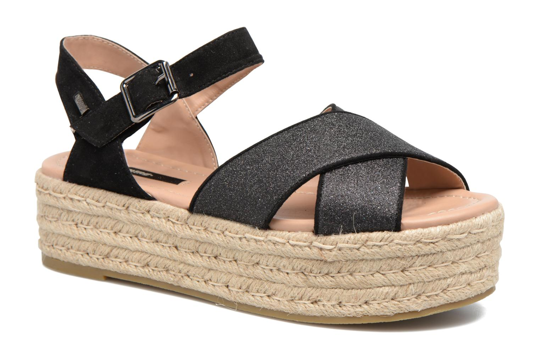 Sandalen MTNG Tessi 50973 Zwart detail