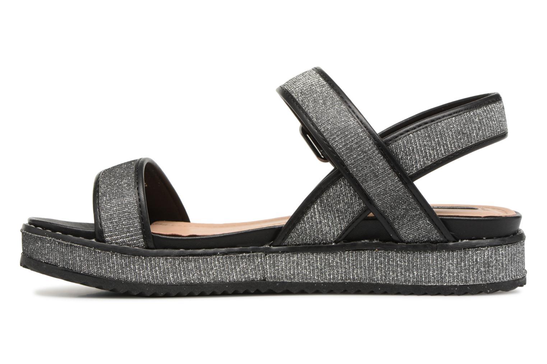 Sandali e scarpe aperte MTNG Marguerita 50801 Nero immagine frontale