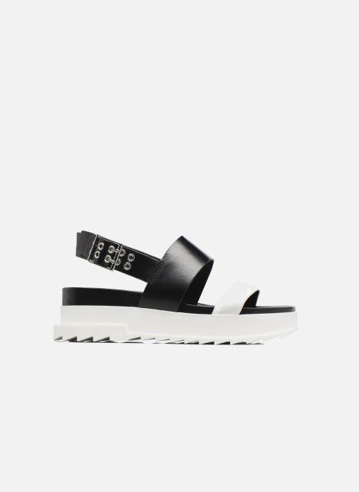 Sandales et nu-pieds Diesel D-Yeletta WS Noir vue derrière