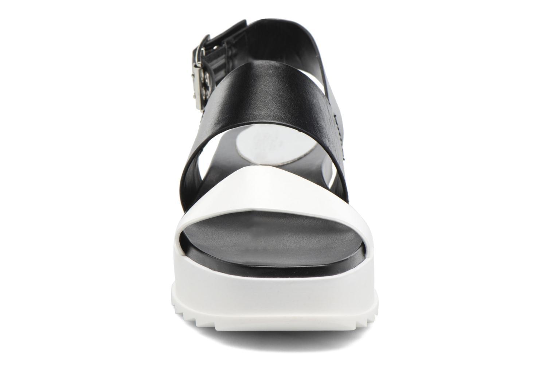 Sandals Diesel D-Yeletta WS Black model view
