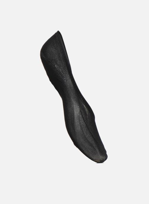 Chaussettes et collants BLEUFORÊT DUO INVISIBLES BALLERINES Noir vue derrière