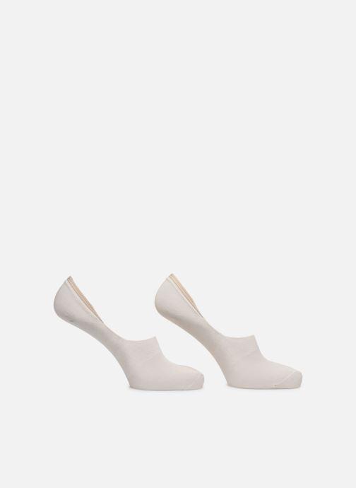 Chaussettes - Duo Protège-Pieds Coton