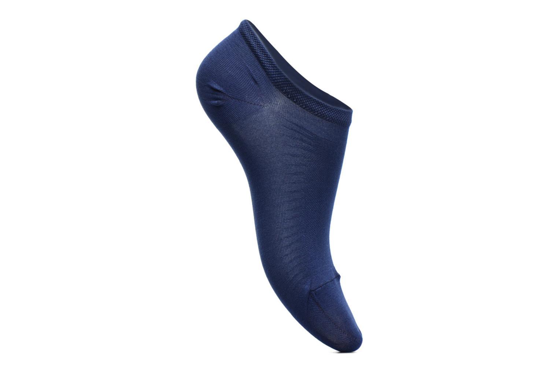 Chaussettes et collants BLEUFORÊT MINI-SOX FIL D'ECOSSE Bleu vue détail/paire