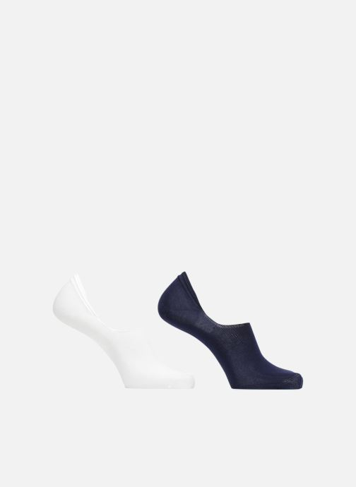 Chaussettes et collants BLEUFORÊT DUO PROTEGE-PIEDS URBAN Bleu vue détail/paire