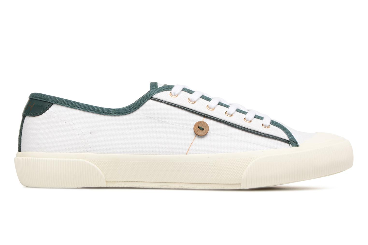 Trainers Faguo Birch Set & Match White back view