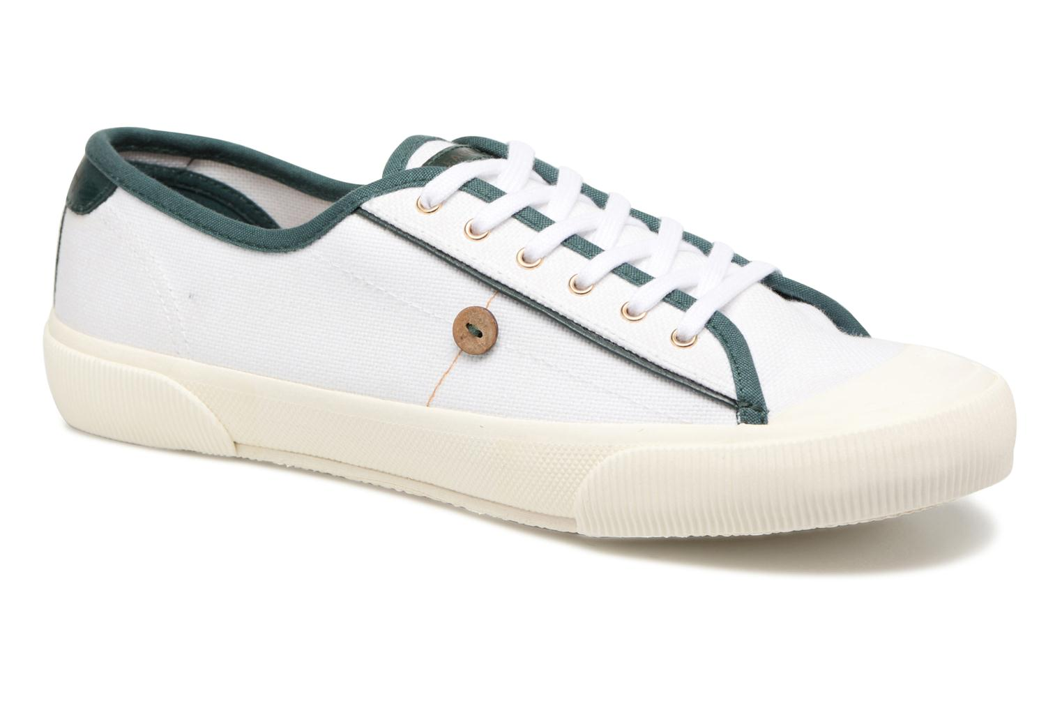 Trainers Faguo Birch Set & Match White detailed view/ Pair view