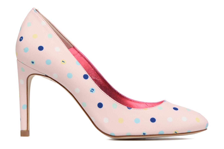 Zapatos de tacón Faguo Escarpin Faguo X Mellow Yellow Rosa vistra trasera