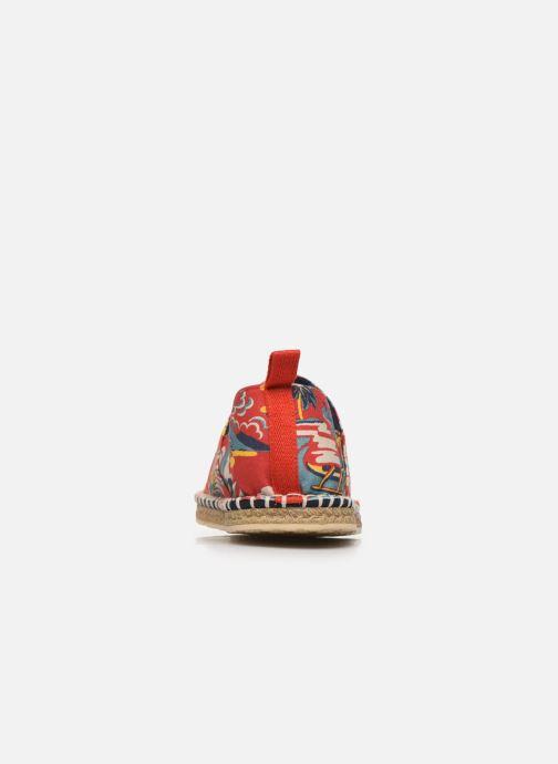 Espadrilles Polo Ralph Lauren Barron Multicolore vue droite