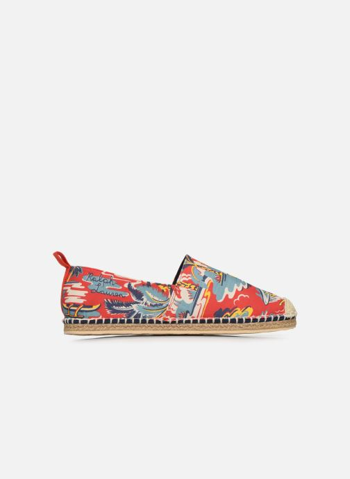 Espadrilles Polo Ralph Lauren Barron Multicolore vue derrière