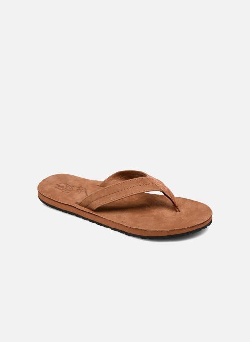 8ff7692d3b71f Polo Ralph Lauren Edgemont (Brown) - Flip flops chez Sarenza (295543)