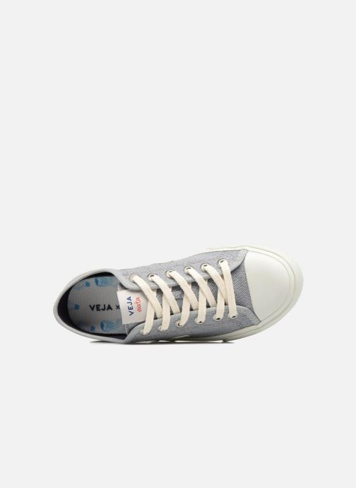 Trainers Veja Surfrider Blue view from the left