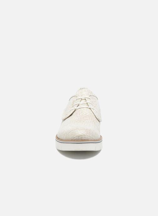 Zapatos con cordones Sweet Lemon L.27.Nikoli Blanco vista del modelo