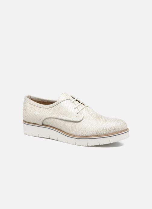 Zapatos con cordones Sweet Lemon L.27.Nikoli Blanco vista de detalle / par