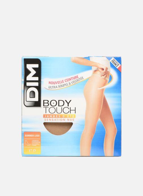 Chaussettes et collants Dim Collant Body Touch Jambes d'été Beige vue détail/paire