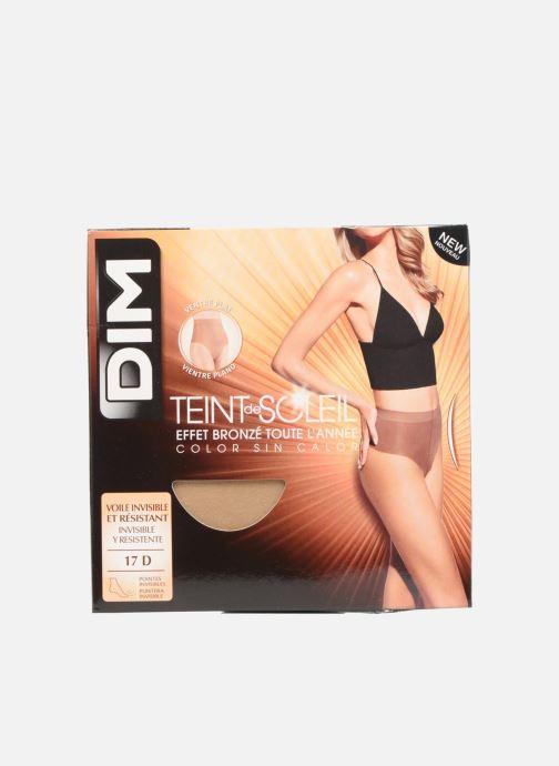 Sokken en panty's Dim Collant Teint de Soleil Ventre Plat Beige detail