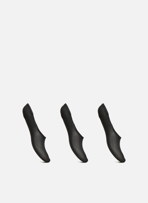Chaussettes et collants Dim Protèges-Pieds spécial Baskets Lot de 3 Noir vue détail/paire