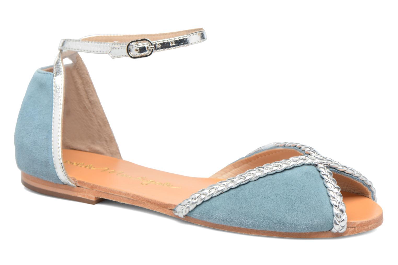 Sandali e scarpe aperte Petite mendigote Trefle Azzurro vedi dettaglio/paio