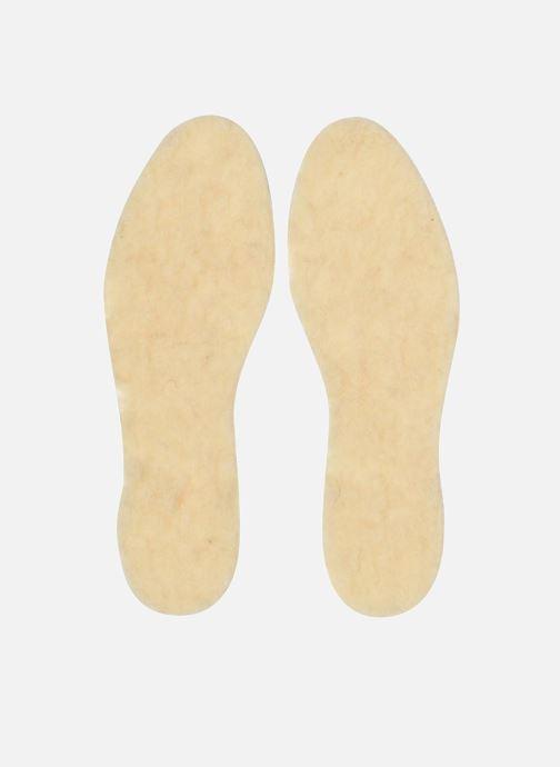 Semelles Sarenza care Semelle hiver 100% LAINE  - Femme Multicolore vue détail/paire