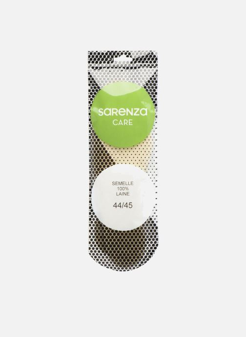 Semelles Sarenza care Semelle Laine - WINTER Men Multicolore vue détail/paire