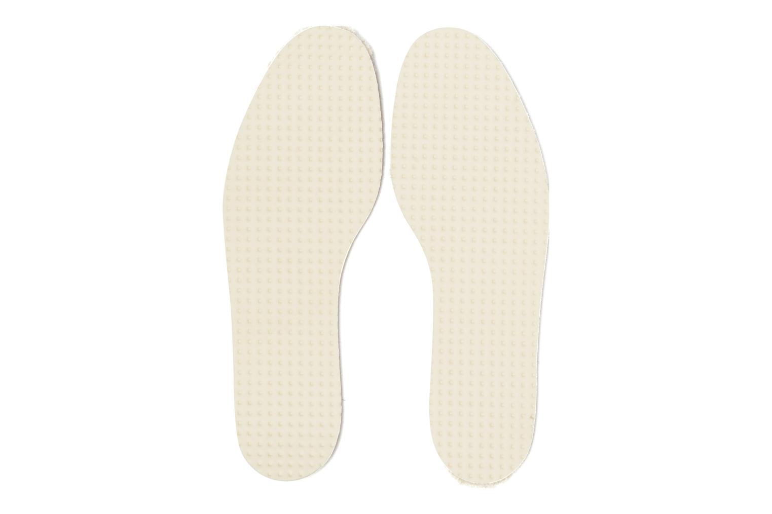 Insoles Sarenza care Semelle Laine - WINTER Men Multicolor front view