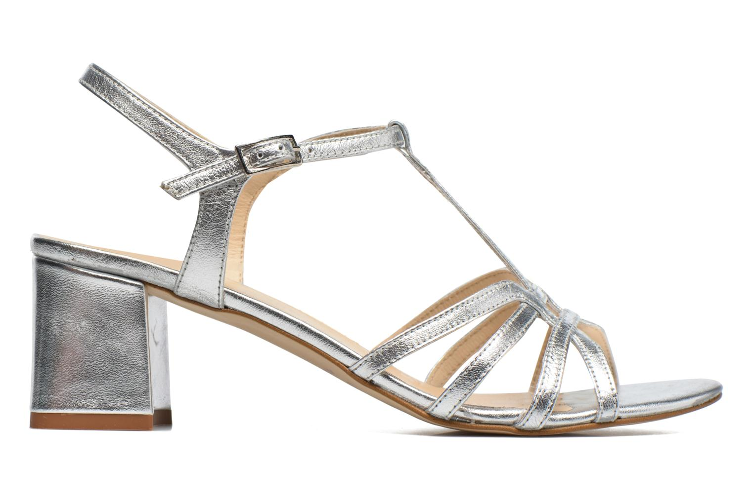 Sandals Georgia Rose Bachic Silver back view