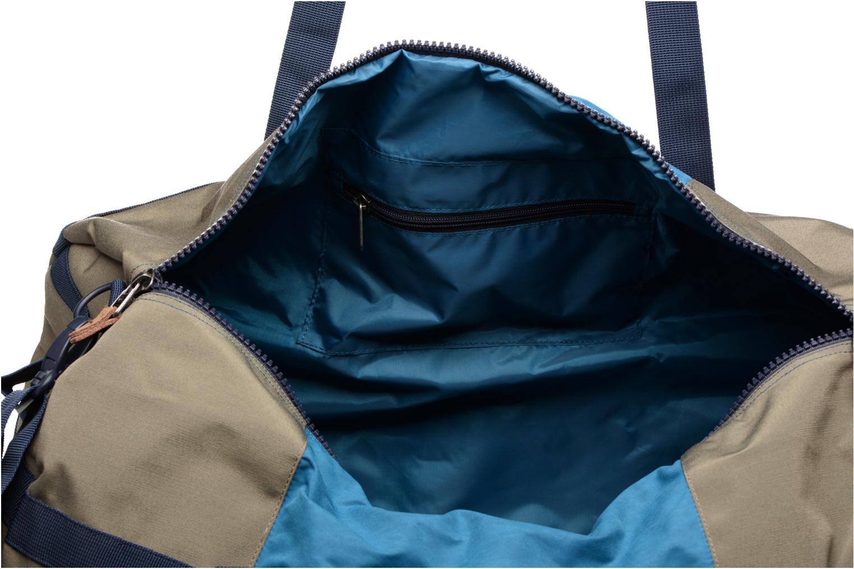 Sporttassen Quiksilver New Duffle M Multicolor achterkant
