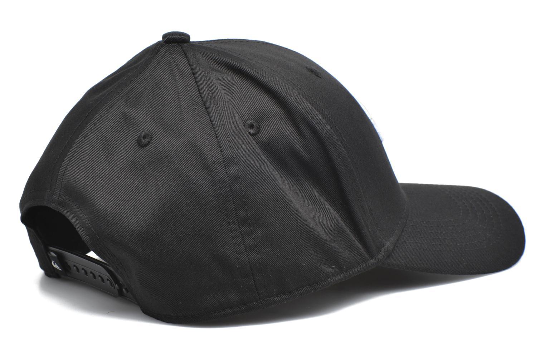 Cappellino Quiksilver Decades M Cap Nero modello indossato