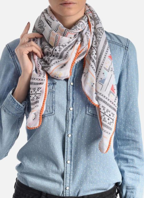 Scarf Roxy Power Desire Multicolor view from above