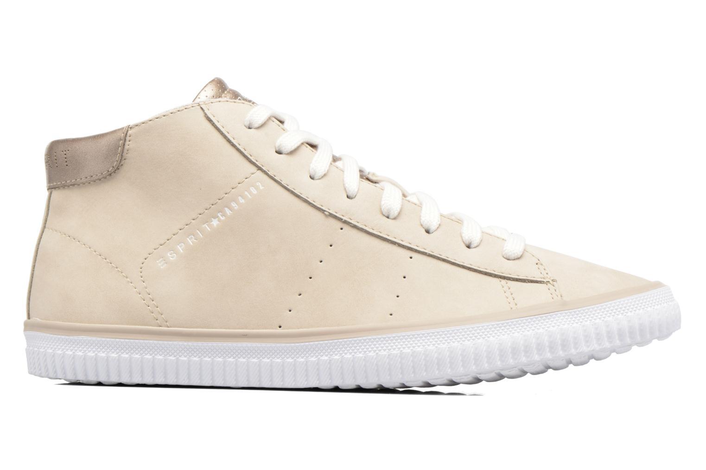 Sneakers Esprit Riata Bootie Beige immagine posteriore