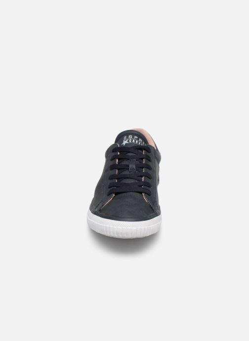 Sneakers Esprit Riata Lace Up Blauw model