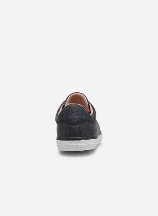 Sneakers Esprit Riata Lace Up Blauw rechts