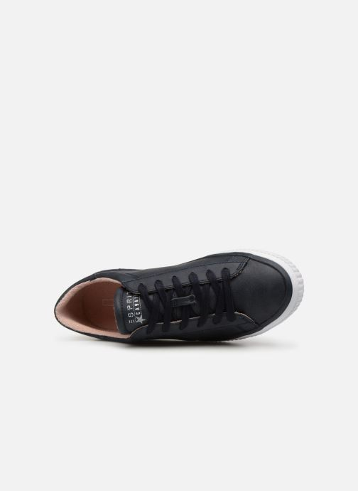 Sneakers Esprit Riata Lace Up Blauw links